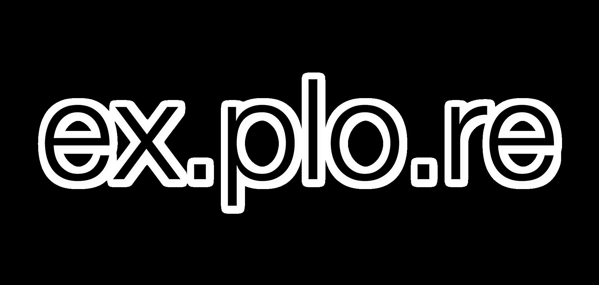 ex.plo.re